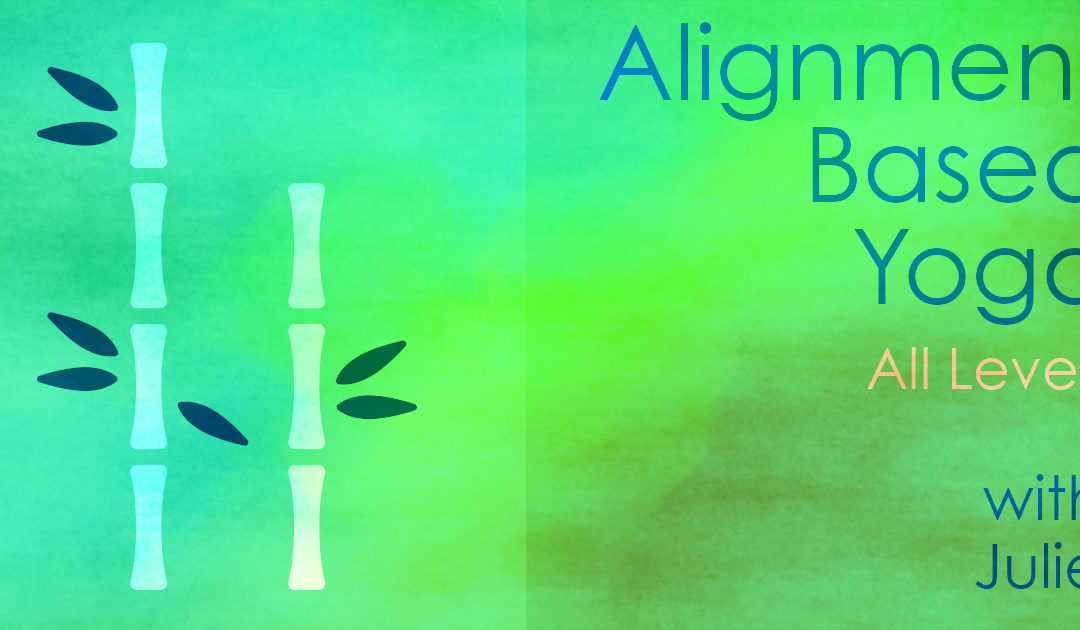 Alignment Based Yoga