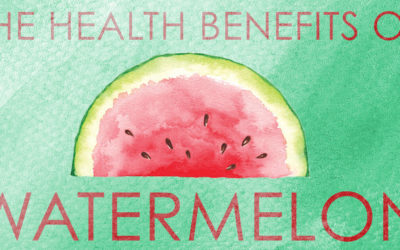 Beat the Heat I: The Health Benefits of Watermelon